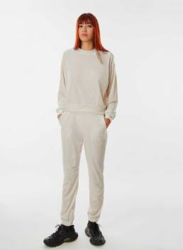 your decade pantalon chandal blanco A